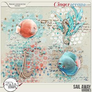 Sail Away - Goodies - by Neia Scraps
