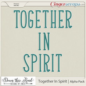 Together In Spirit | Alpha Pack