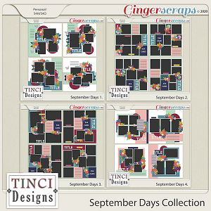September Days Collection