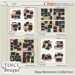 May Memories Collection