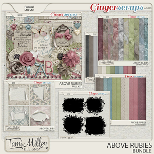 Above Rubies Bundle by Tami Miller Designs
