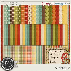 Shabtastic Pattern Papers