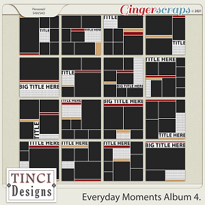 Everyday Moments Album 4.