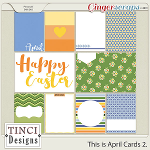 This is April Cards 2.
