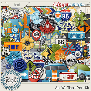 Are We There Yet - Kit