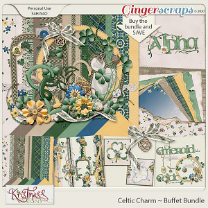 Celtic Charm Buffet Bundle