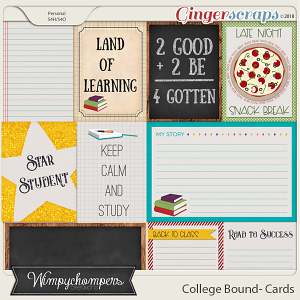 College Bound Cards- 1