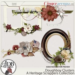 Doughboy Clusters by ADB Designs