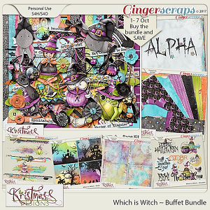 Which is Witch Buffet Bundle