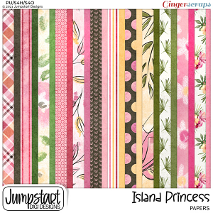 Island Princess {Papers}