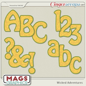 Wicked Adventures ALPHA by MagsGraphics