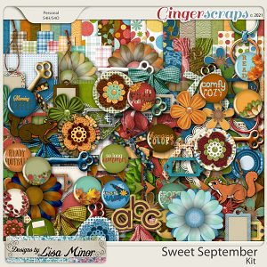 Sweet September from Designs by Lisa Minor