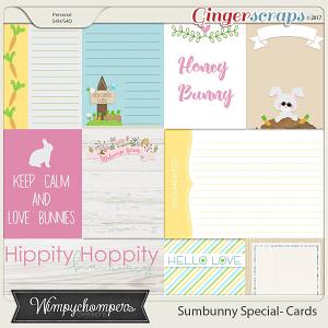 Somebunny Special Cards