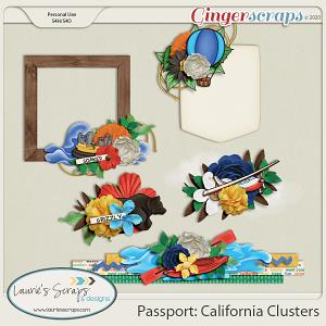 Passport: California Clusters