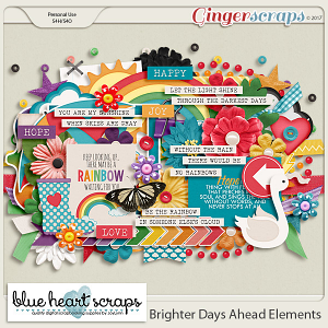 Brighter Days Ahead Element Pack