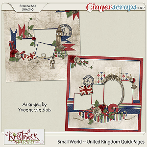 Small World ~ UK QuickPages