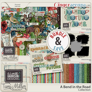 A Bend in the Road Bundle by Tami Miller and Aimee Harrison