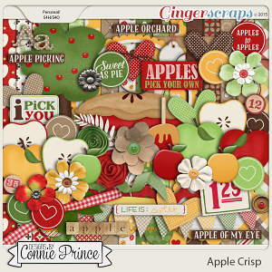 Apple Crisp - Kit