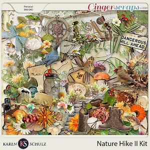 Nature Hike II Kit by Karen Schulz
