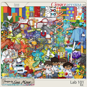 Lab 101 from Designs by Lisa Minor