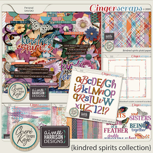 Kindred Spirits Collection by Chere Kaye Designs and Aimee Harrison