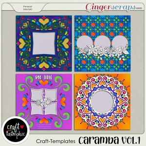 Craft ❤ Templates Caramba Vol.1