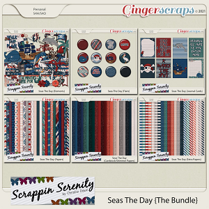 Seas The Day {The Bundle}