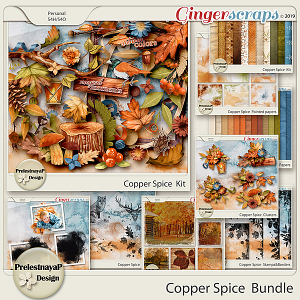 Copper spice Bundle