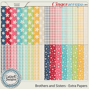 Brothers and Sisters - Extra Papers