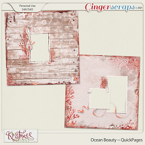 Ocean Beauty QuickPages