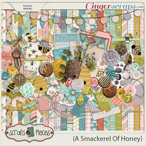 A Smackerel of Honey - Scraps N Pieces