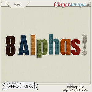 Bibliophile - Alpha Pack AddOn
