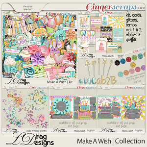 Make A Wish: The Collection by LDrag Designs