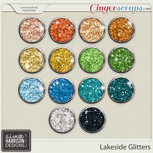 Lakeside Glitters by Aimee Harrison