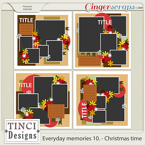 Everyday memories 10. - Christmas time