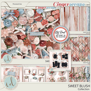 Sweet Blush Collection by Ilonka's Designs
