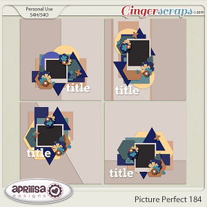 Picture Perfect 184 by Aprilisa Designs