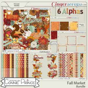Fall Market - Bundle by Connie Prince