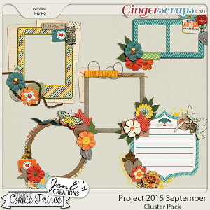Project 2015 September - Cluster Pack