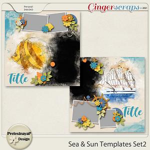 Sea & Sun Templates Set2