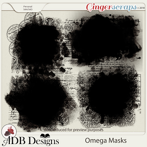 Omega Masks by ADB Designs