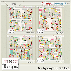 Day by day 1. Grab Bag
