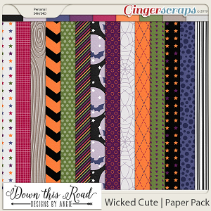 Wicked Cute | Paper Pack