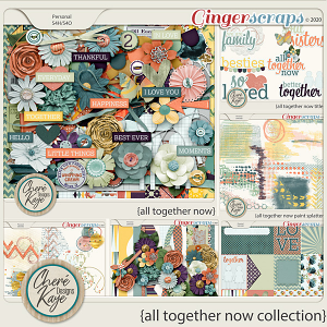 All Together Now Collection by Chere Kaye Designs