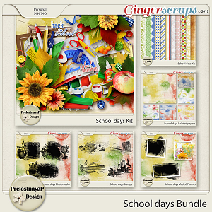 School days Bundle