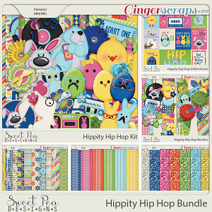Hippity Hip Hop Bundle