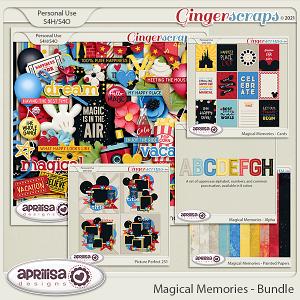 Magical Memories - Bundle by Aprilisa Designs