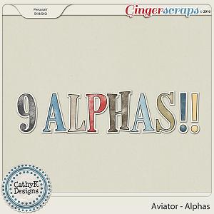 Aviator - Alphas
