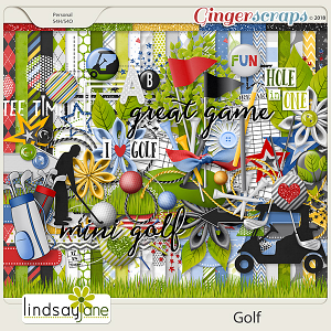 Golf by Lindsay Jane