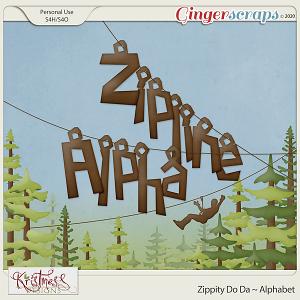 Zippity Do Da Alphabet